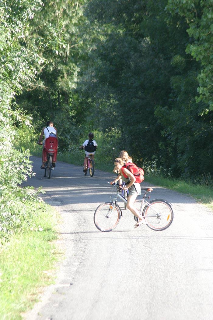 A vélo ! autour de st jean de monts