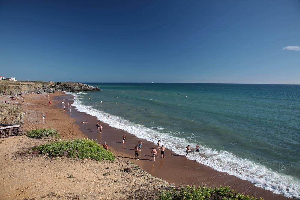 grande plage de vendée