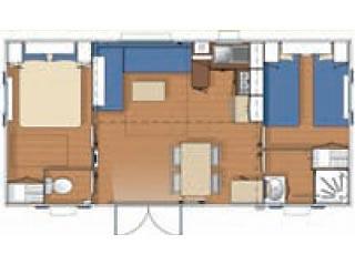plan-mobil-home-classic-2-chambre