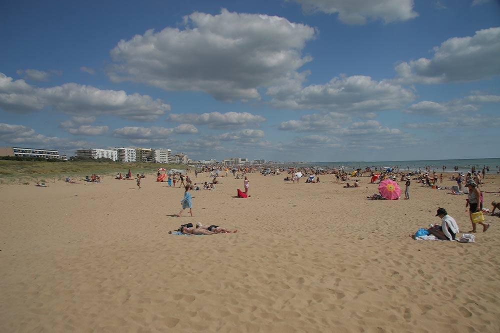 plages Saint Jean de Monts 2