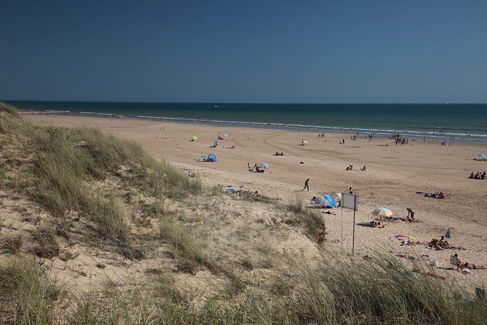 plages Saint Jean de Monts