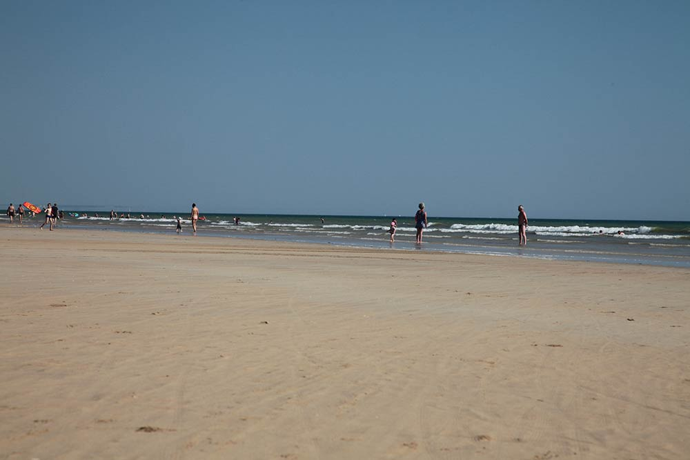 Saint Jean de Monts les plages proches du camping