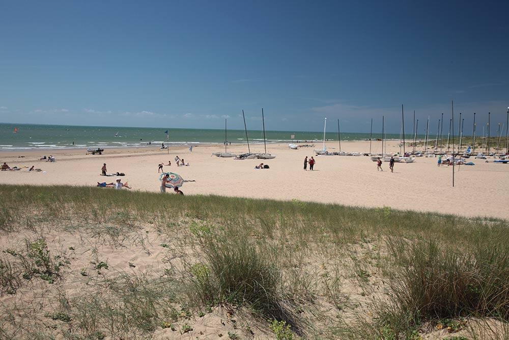 plages Saint Jean de Monts 5