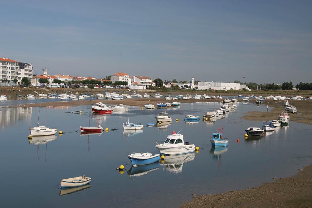 Saint Gilles Croix de Vie - port