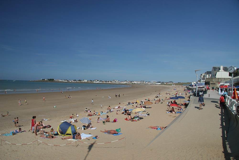Saint Gilles Croix de Vie - grande plage