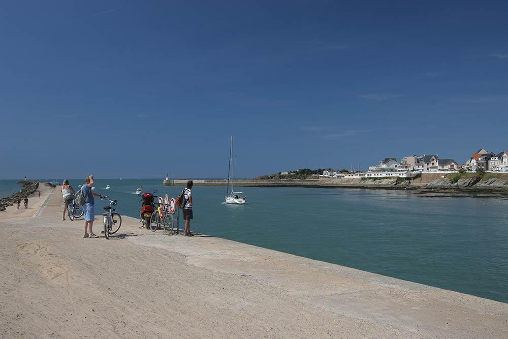 Saint Gilles Croix de Vie - le port