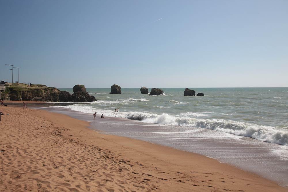 Saint Hilaire de Riez - plage