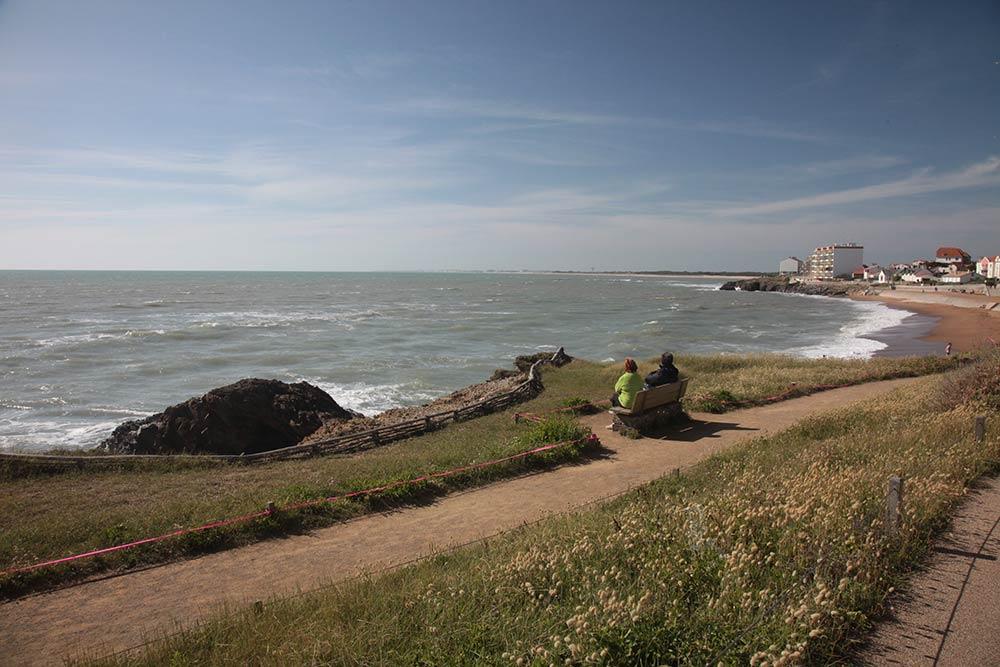 Saint Hilaire de Riez - la côte vendéenne