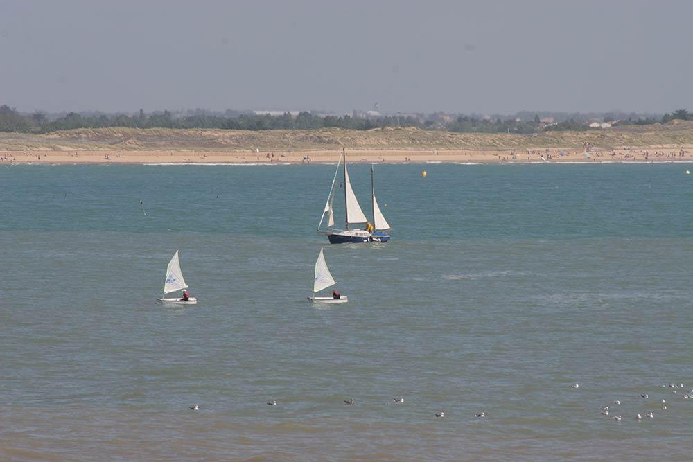 Saint Hilaire de Riez - bateaux
