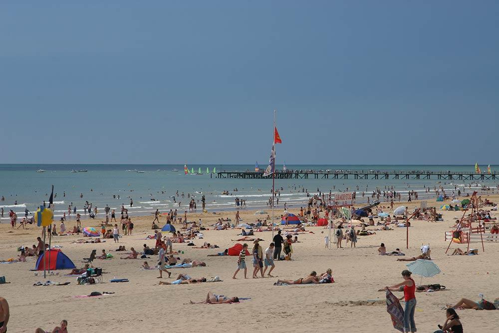 Saint Jean de Monts - les plages
