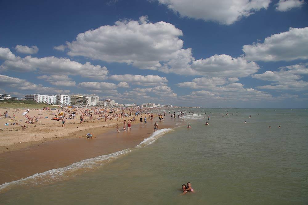 Saint Jean de Monts - plage
