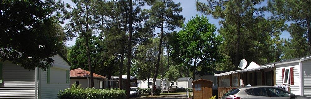 Campsite 4 étoiles à St Jean de Monts