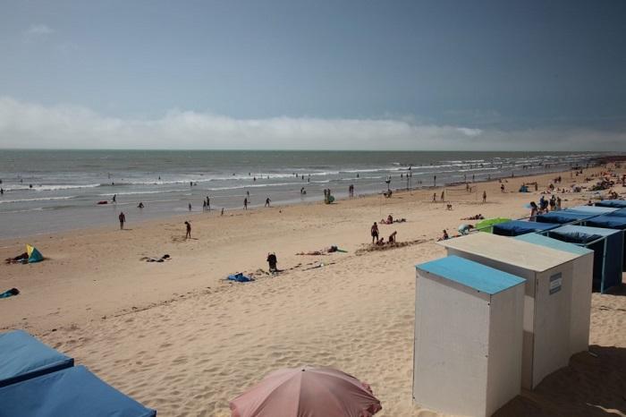 location mobil-home proche plage et Beauvoir sur Mer