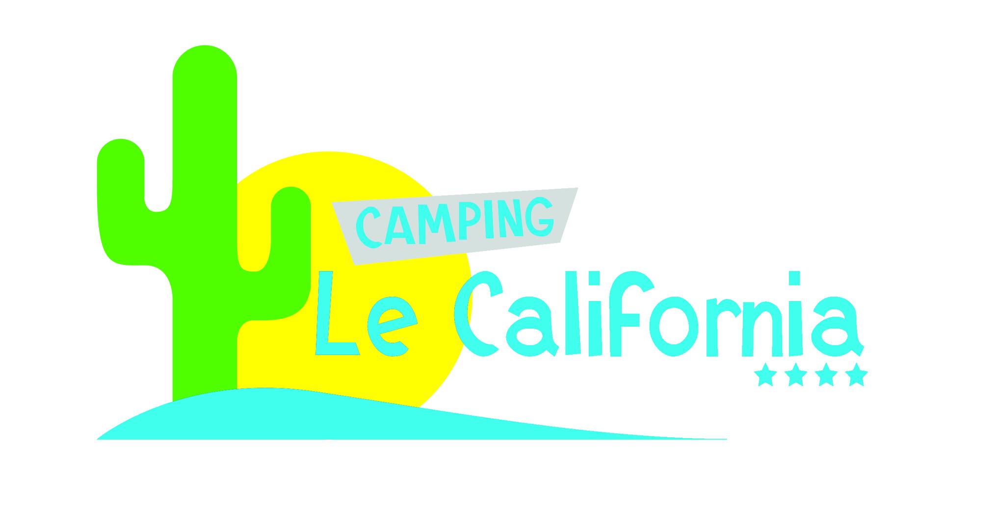 logo camping le California Saint Jean de Monts