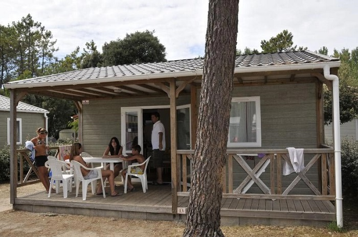 mobil-home pas cher au camping