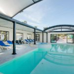 piscine intérieure camping le California Saint Jean de Monts