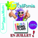 camping le California Saint Jean de Monts Bons plans